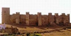 8- Castillo de Baños de la Encina (Muñoz Valor)
