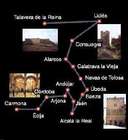 1- Itinerario Guadalquivir-Meseta