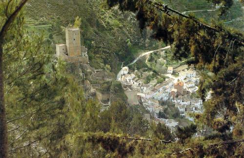 7- Castillo de Cazorla. Foto Muñoz Valor