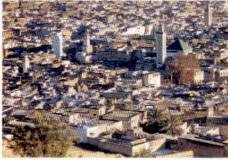 2- Vista de la ciudad de Fez
